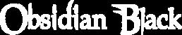 Logo von Obsidian Black