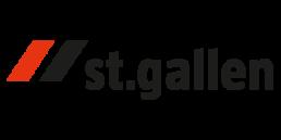 Logo der Stadt St. Gallen